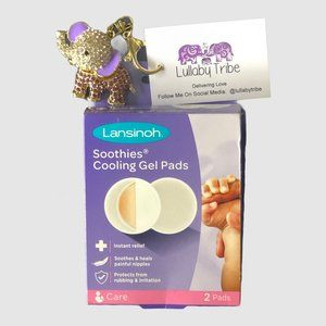 Lansinoh Soothies Cooling Gel Pads For Nursing